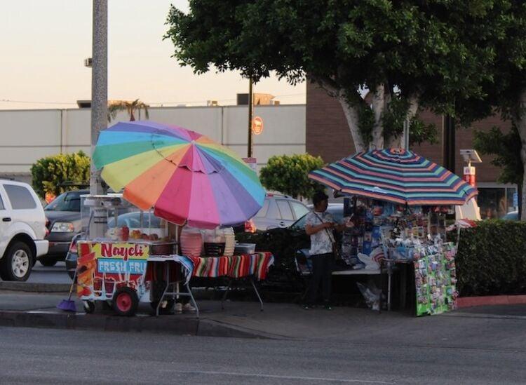 East LA vendors