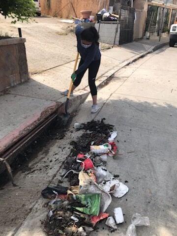 City Terrace Project Clean up