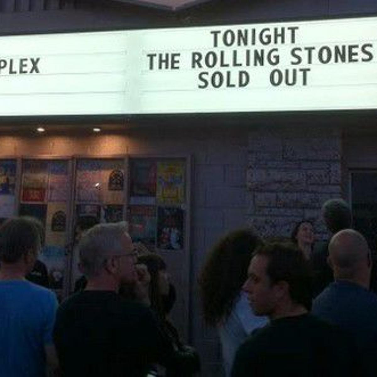 Echo Park welcomes The Rolling Stones | Scenes And Sightings