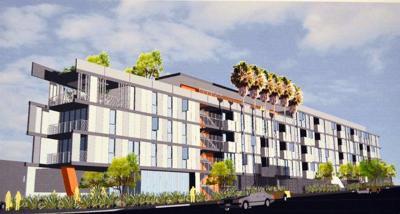 Eastside Property: 69-unit Echo Park apartment site up for sale