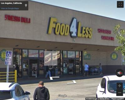 map of boyle heights food 4 less