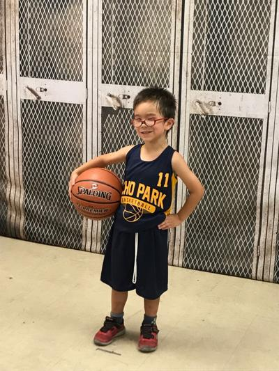 Up and coming Echo Park basketball player