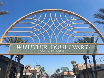 Whittier Boulevard Arch