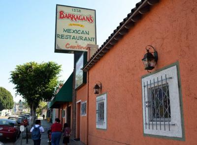 Closing Time: Barragan's restaurant serving up bad news for Echo Park customers