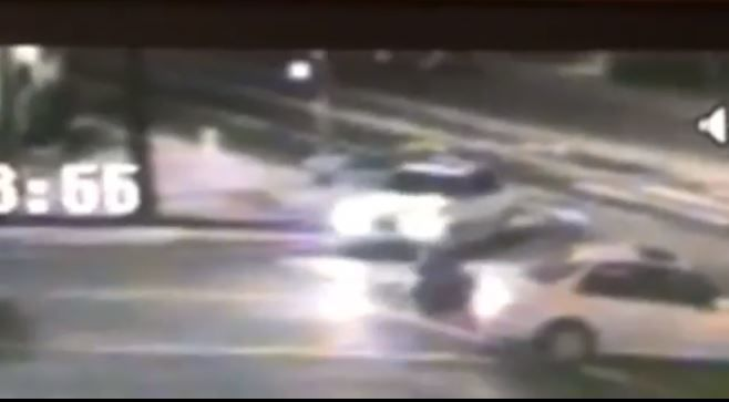 Silver Lake Hit-And-Run Crash: Police release surveillance video as they seek public's help to find suspect [updated]