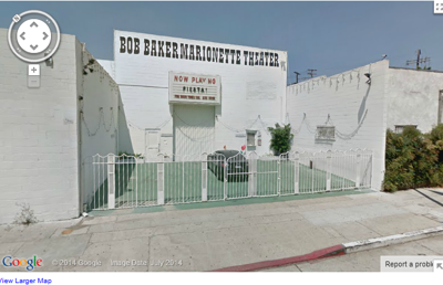 The Puppet Lofts? Residential development proposed for Bob Baker Marionette Theater
