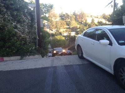 How can you reduce cut-through traffic in Echo Park? Some residents may not like the answers