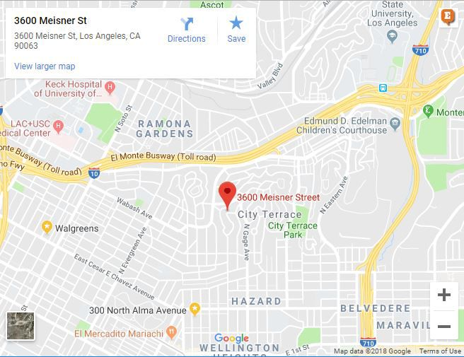 Deputy-involved shooting in East L.A. leaves one suspect dead, officer wounded