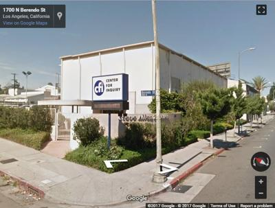 Los Feliz center for skeptics to make way for residential development