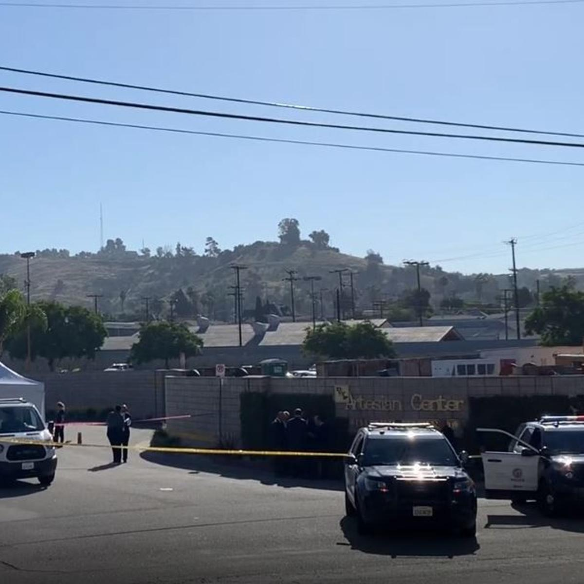 Off-duty LAPD officer fatally shot in Lincoln Heights