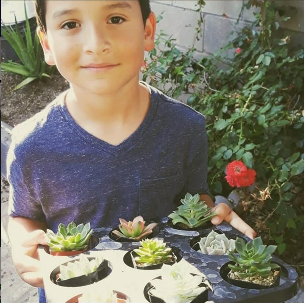 Aaron Instagram post