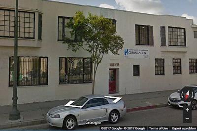 Will a former furniture factory become a symbol of El Sereno's biotech future?