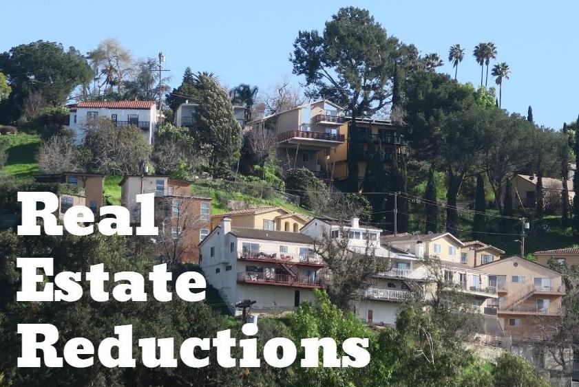 $188k chop on Silver Lake 2-on-a-lot; $20k cut on Elysian Valley; $10k trim on Monterey Hills condo & more real estate reductions