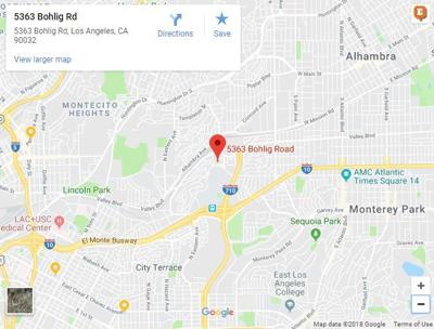 Dead woman found after El Sereno house fire