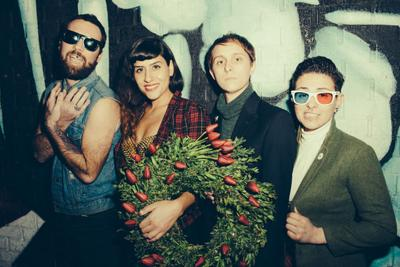 The fearless and earnest sounds of Echo Park's Tülips