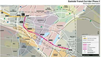 Washington Alternative GOld Line Extension