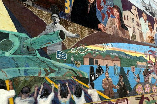 Seeking to preserve Historic Filipinotown's identity