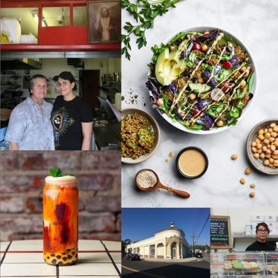 2019 restaurant news in review collage