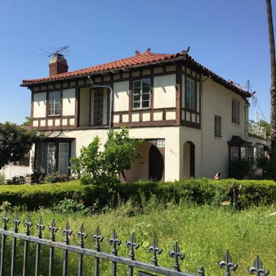 "Preservationists seeking to save ""East Asian Eclectic"" home from demolition"