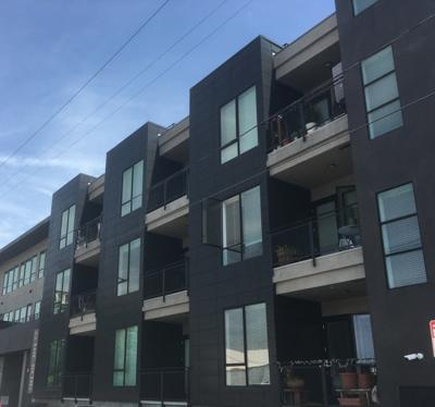 The Bend housing and commercial project in Elysian Valley