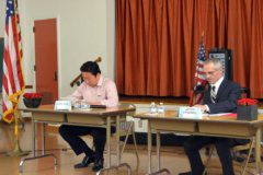 Council District 13 candidates face off as campaign heads for the finish*
