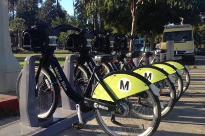 Bike-share program may expand across Echo Park and Silver Lake areas
