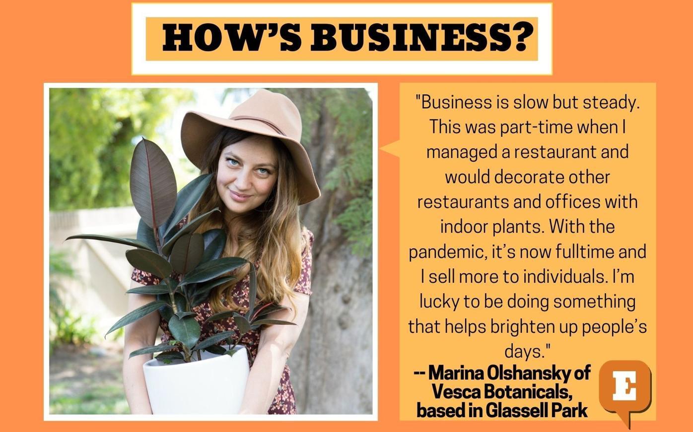 Hows Business Marina Olshansky of Vesca Botanicals
