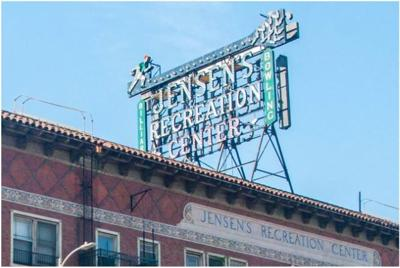 Historic 1920s sign to shine once again over Echo Park [updated]