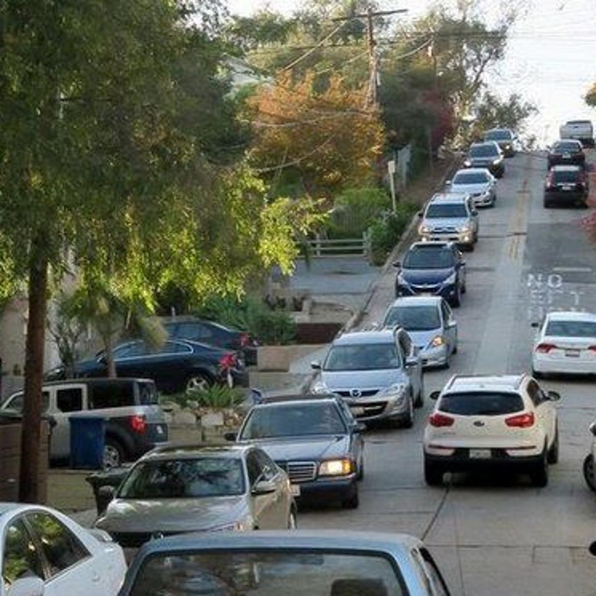 Eastsider Poll: How you would keep Waze traffic off your