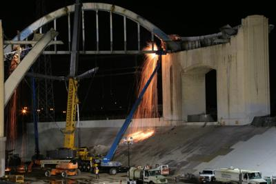 Disassembly Required: Taking apart the Sixth Street Bridge arches