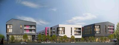 Ave. 34 project rendering