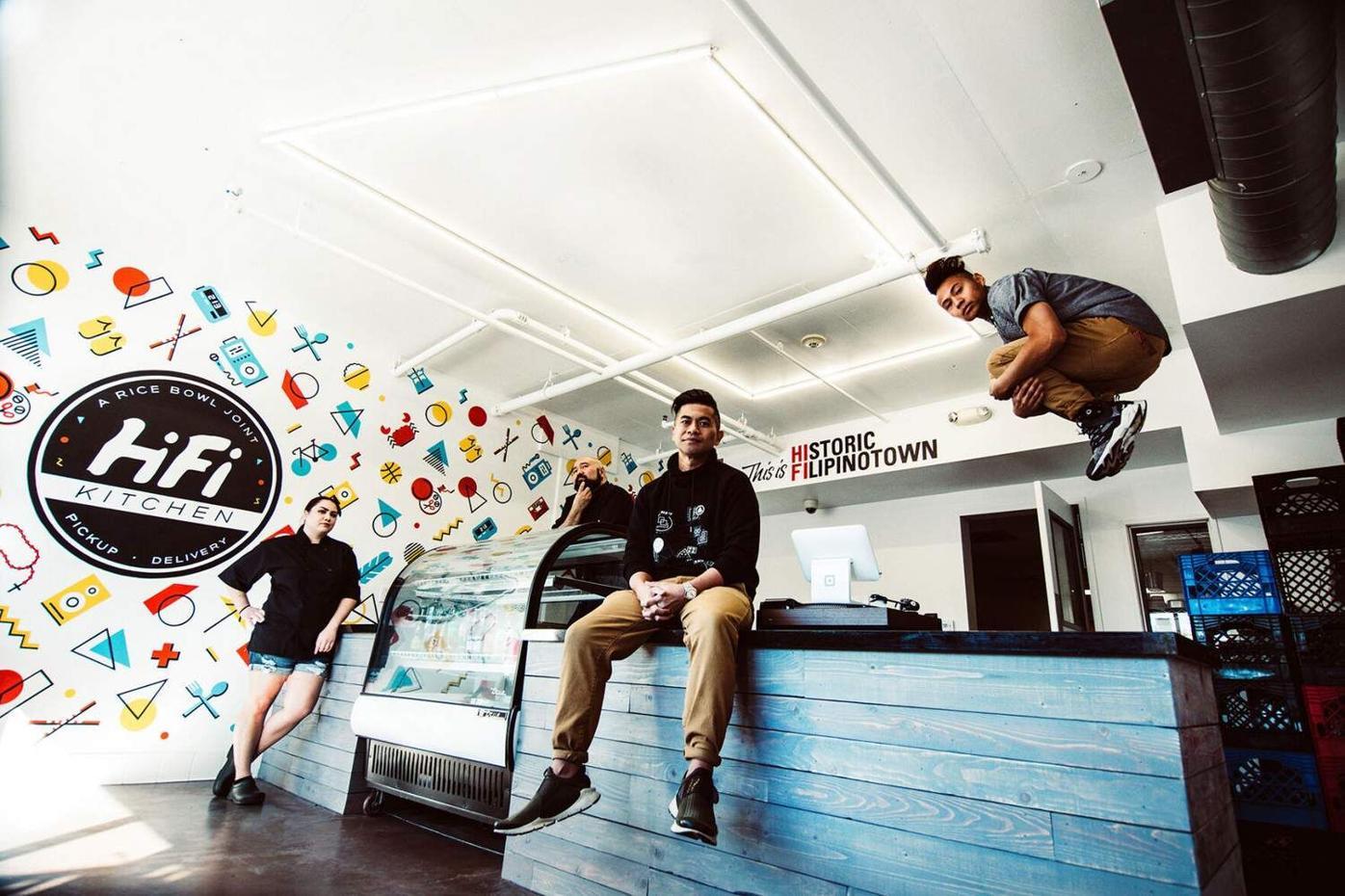 HiFi Kitchen - Justin Foronda and team