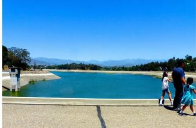 Storm-water runoff could help keep the Silver Lake reservoirs filled up