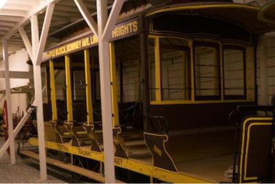 Lincoln Heights streetcar from 1885 sold at auction for more than $20,000