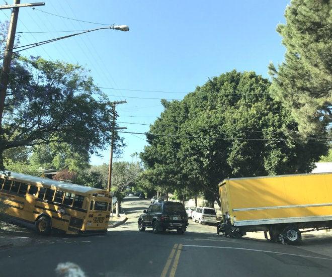 Double trouble at Echo Park and Cerro Gordo