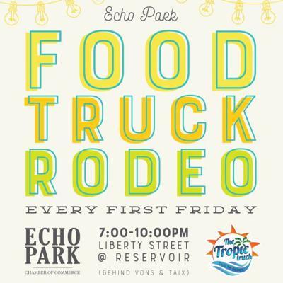 Bulletin Board: Echo Park Food Truck Rodeo [updated]