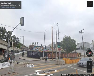 Google map of 101 n. glendale blvd