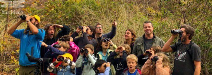 Biocitizen Family Nature Walks with Birds by BIJS