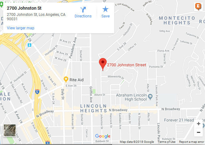 One injured in Lincoln Heights apartment fire