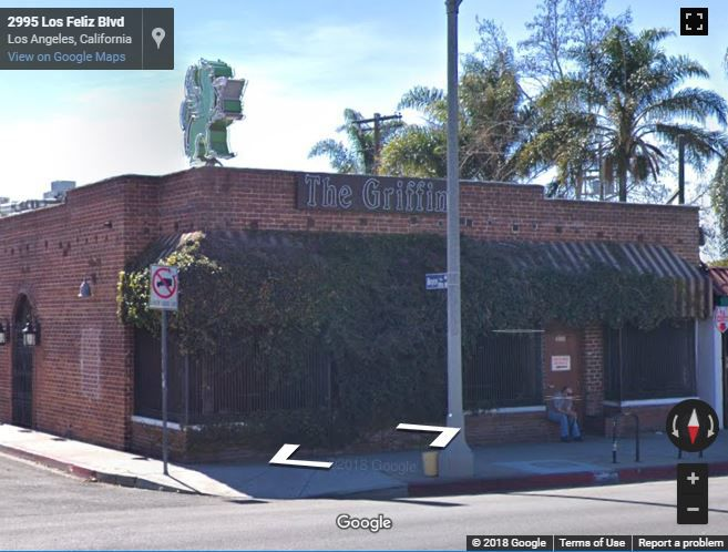 """""""This is not a Nazi bar'  —  Confrontation erupts at The Griffin in Atwater Village [update]"""