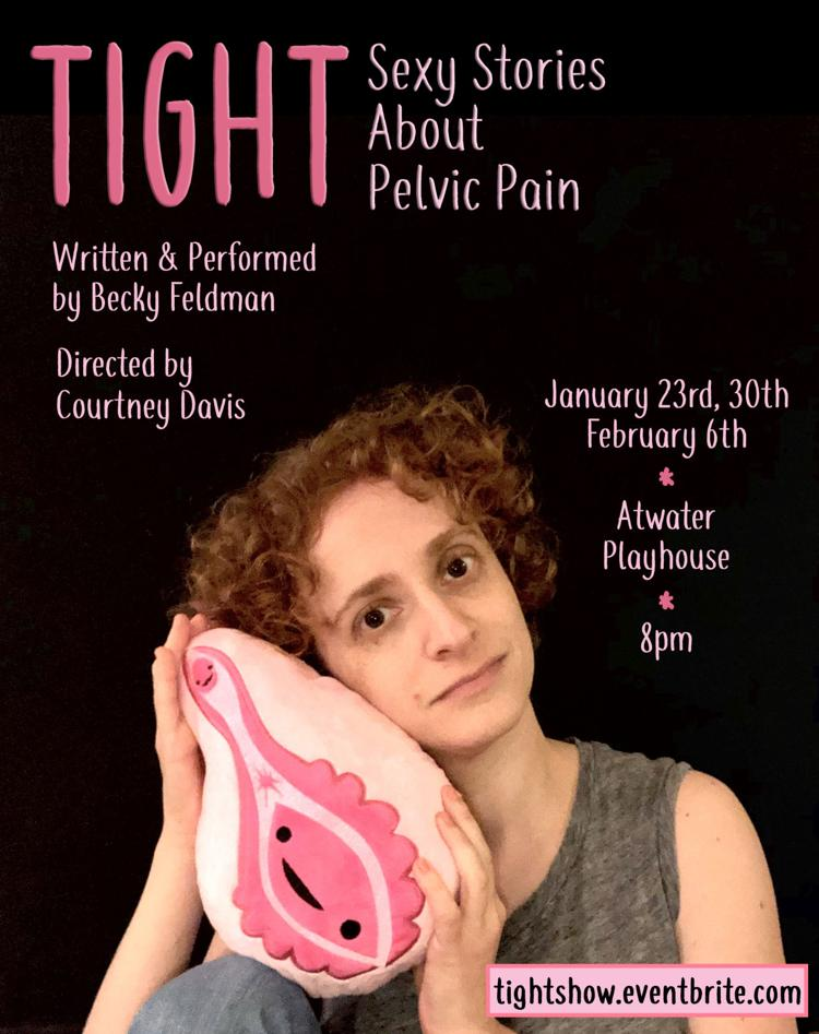 Tight: Sexy Stories about Pelvic Pain