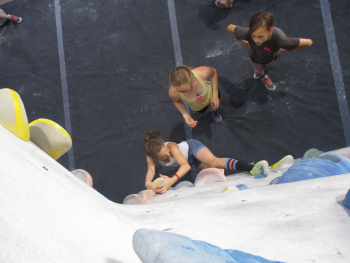 Summer Climbing Camp and More at the Stronghold Climbing Gym