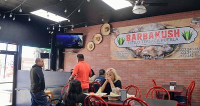 Barba Kush Dining Room