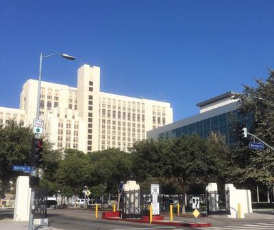LA County USC Medical Center