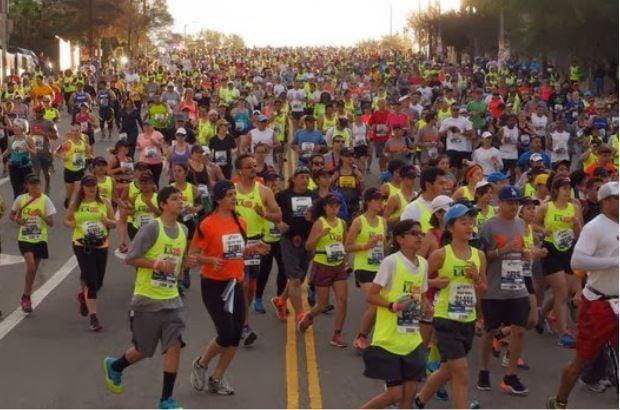 The 2018 L.A. Marathon to run through Echo Park and Silver Lake this Sunday