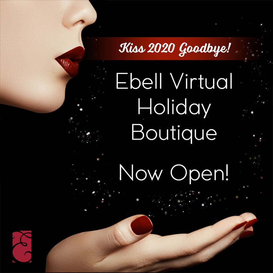 Ebell Virtual Holiday Boutique Now Open