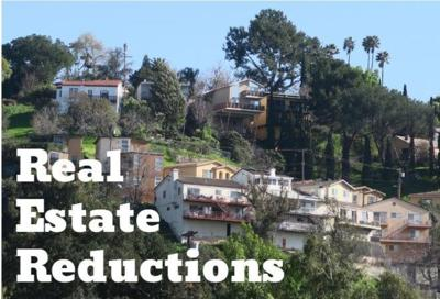 Price cuts for an El Sereno duplex, a Silver Lake Traditional;  and a 3-on-a-lot in Eagle Rock