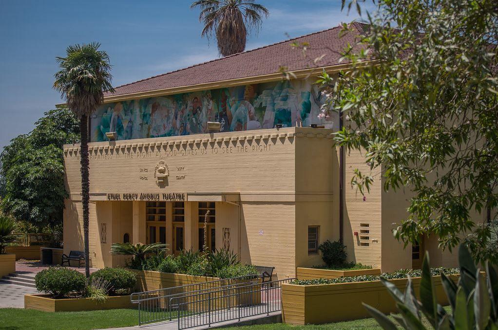 Lincoln High School Auditorium