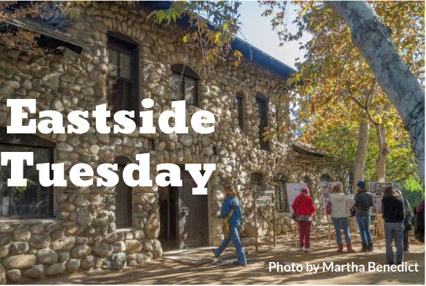 Eastside Tuesday: Artistic swimming in Glassell Park; Homo-Centric reading in Echo Park; Cosmic femme punk in Highland Park