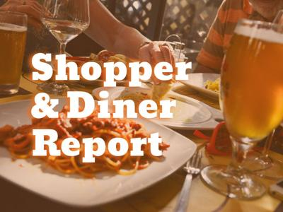 Shopper and Diner Report Cover